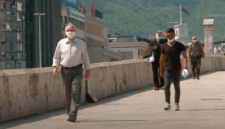 Shkupi me 1.803 raste aktive me COVID-19, më së shumti në Çair