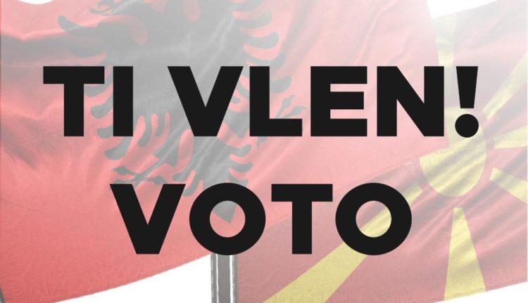 Shqiptarët nisin fushatën: TI VLEN! kundër Zaevit që i quajti të pavlerë