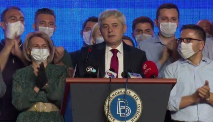 Ahmeti : Shqiponjat u kthyen në folenë e vet (VIDEO)