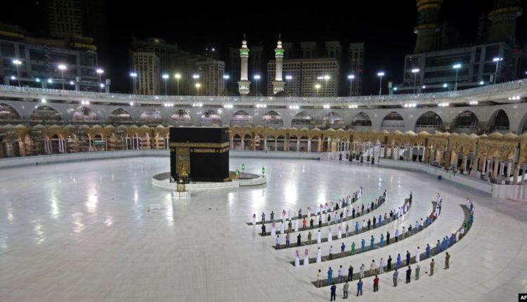 Numër i kufizuar myslimanësh nisin Haxhin këtë vit