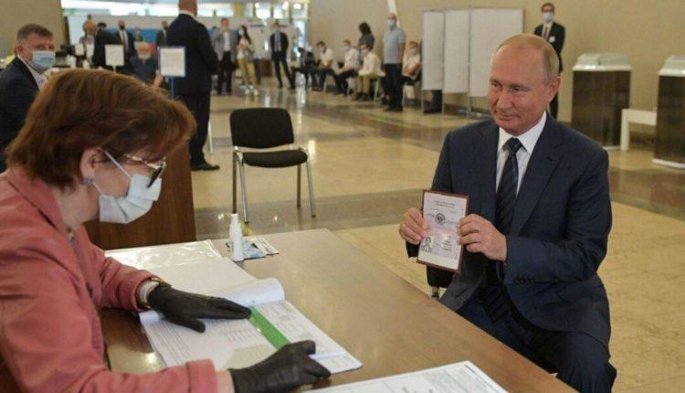 Referendumi në Rusi, hapet rruga që Putin të qeverisë deri në vitin 2036