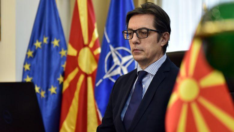 Pendarovski: Mandatin do t'ia japë atij që do të më bindë se ka 61 deputetë