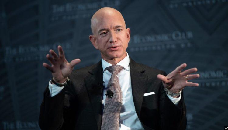 Brenda një dite, pasuria e Jeff Bezos shënoi rritje prej 13 miliardë dollarësh