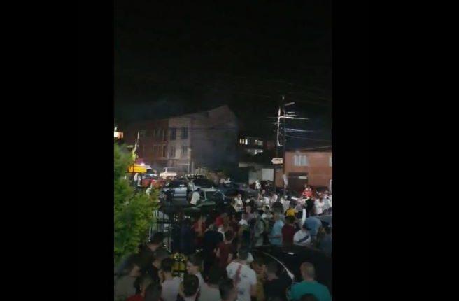 BDl nis festën në Çair: Tupana e fishekzjarre