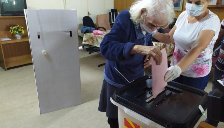 Në Prilep votojnë 489 të sëmurë dhe të pafuqishëm, mes të cilëve edhe 44 persona nga Shtëpia e pleqve