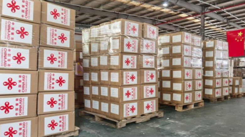 Kina me donacion në vlerë prej 250 mijë eurove për Maqedoninë e Veriut