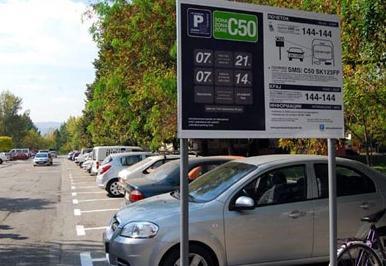 Parkingjet publike në Shkup sot falas