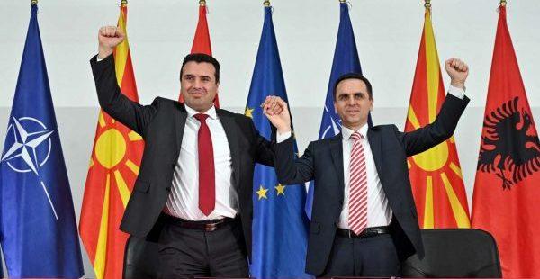 BESA e përkrahë qëndrimin e Zaevit për t'u bashkuar me VMRO-në kundër BDI-së dhe 'Kryeministrit shqiptar'