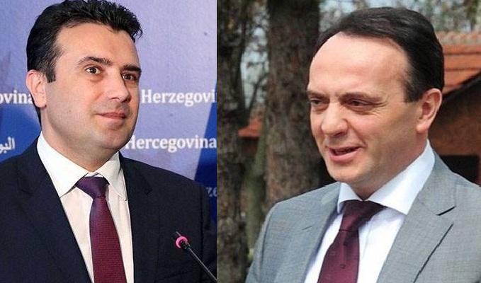 Bombë e re audio për Zaevin  Ai u pajtua me Mijalkovin dhe e dinte që Shilegov po kryente një krim në komisionin e shkallës së dytë për prokurimin publik