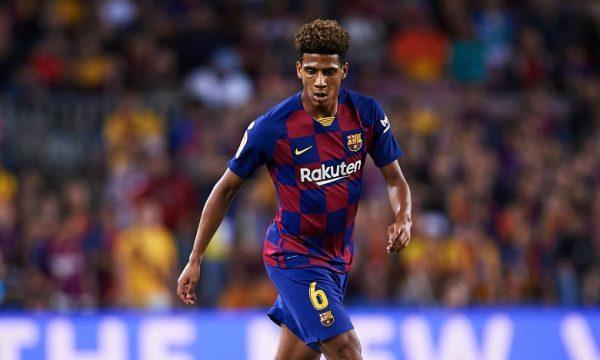 Todibo është lojtari me COVID i Barcelonës
