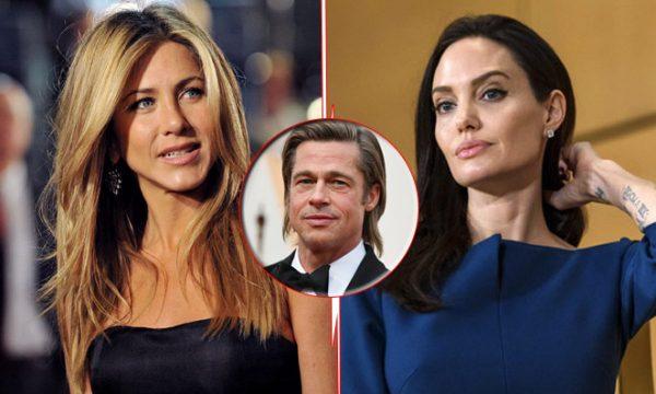 Më e mirë në shtrat Angelina apo Jennifer: Brad Pitt përgjigjet