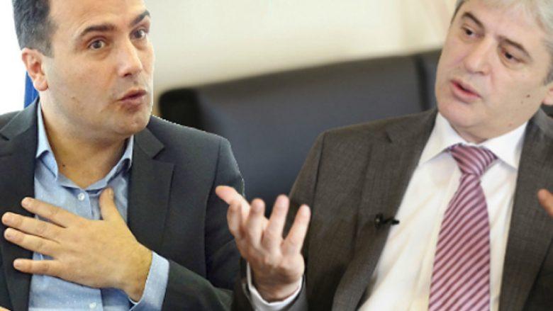 Takohet sërish Ahmeti dhe Zaev, Ahmeti: Do të krijohet shumica (VIDEO)