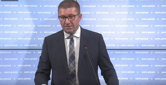 Mickoski: Të shohim epilogun e bisedimeve LSDM-BDI, pastaj do të veprojmë