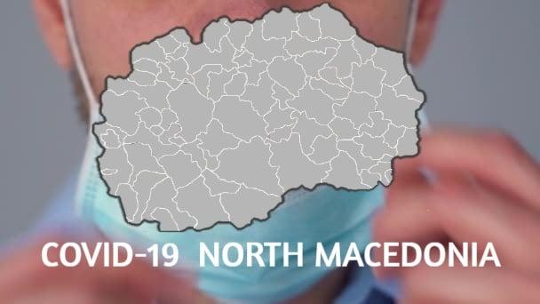 3327 raste aktive me koronavirus në Maqedoninë e Veriut