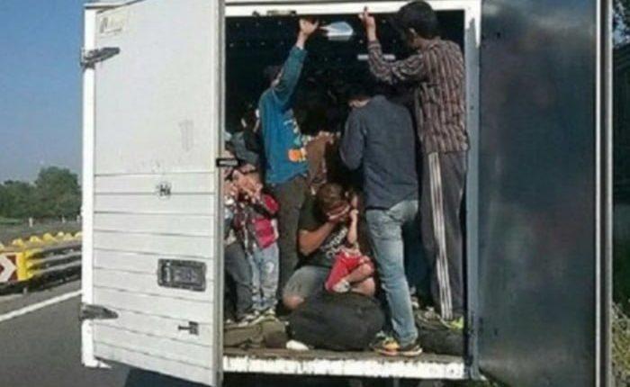 Kapen 94 emigrantë në rrugën Radovish-Shtip