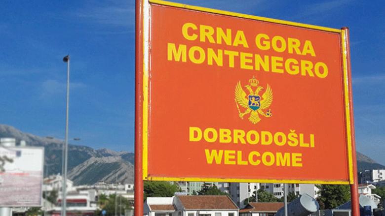 Mali i Zi hap kufijtë për Maqedoninë e Veriut dhe shtetet e rajonit