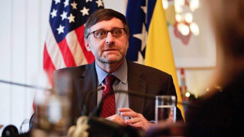 Palmer: Presim partner të fuqishëm në Qeverinë e Maqedonisë që do të punojë për antarësimin e vendit në BE