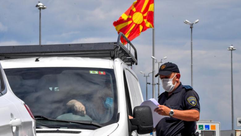 Për të kaluar transit përmes Maqedonisë së Veriut nuk nevojitet test PCR