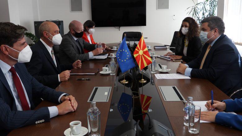 Mariçiq–Geer: BE-ja do të jetë partner në zbatimin e reformave për sundimin e të drejtës