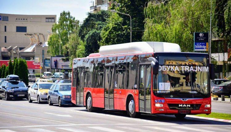 Transporti publik nesër do të qarkullojë sipas orarit të së dielës