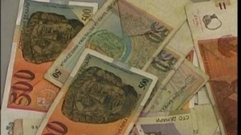 Prej të hënën fillon pagesa e pensioneve të shtatorit në Maqedoni