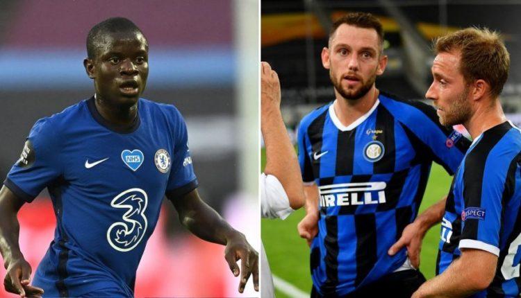 Chelsea refuzon ofertën e Interit për Kante