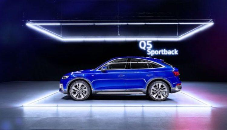 Dalin imazhet e reja të Audi Q5 Sportback