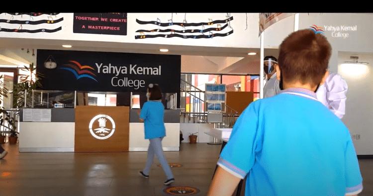 """""""Jahja Kemal"""" e gatshme për mësim me prezencë fizike, dezinfektohen të gjitha hapësirat (Video)"""
