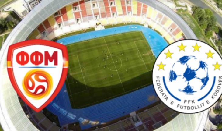 VAR-i do të përdoret në ndeshjen Maqedoni e Veriut-Kosovë