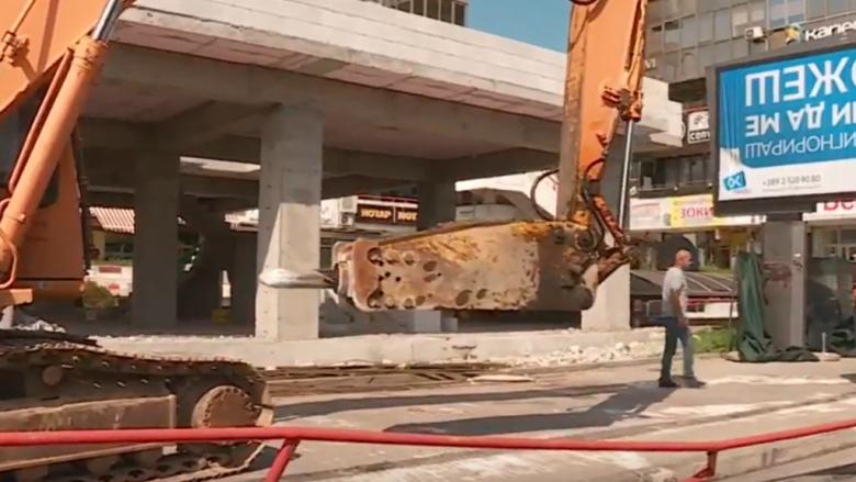 Ndërtimet pa leje lulëzojnë në Maqedoni, 866 të tilla vetëm në vitin 2019