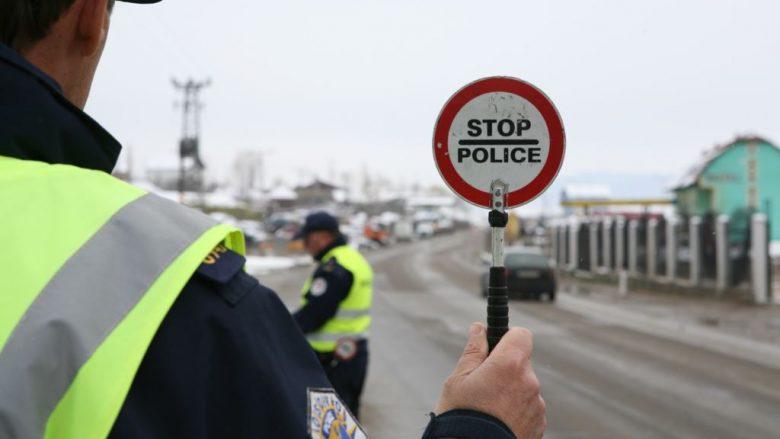 MPB: Sanksionohen 346 shoferë në territorin e Shkupit