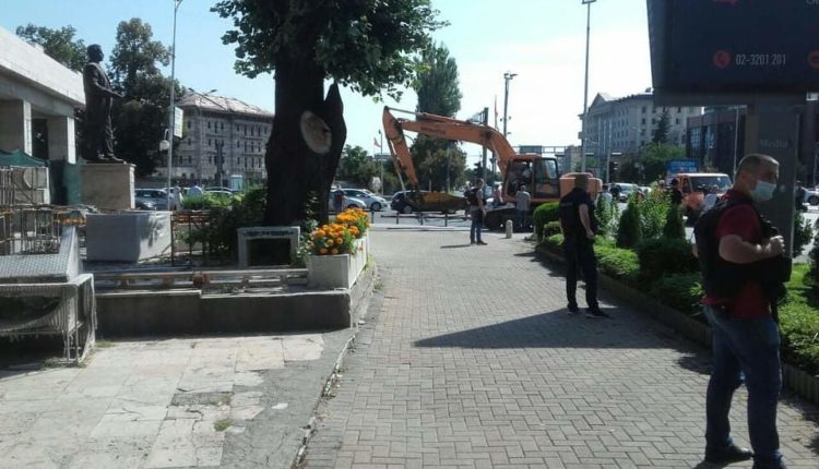 """NP """"Rrugët e Maqedonisë"""" gati për prishjen e objektit në Mavrovasja"""