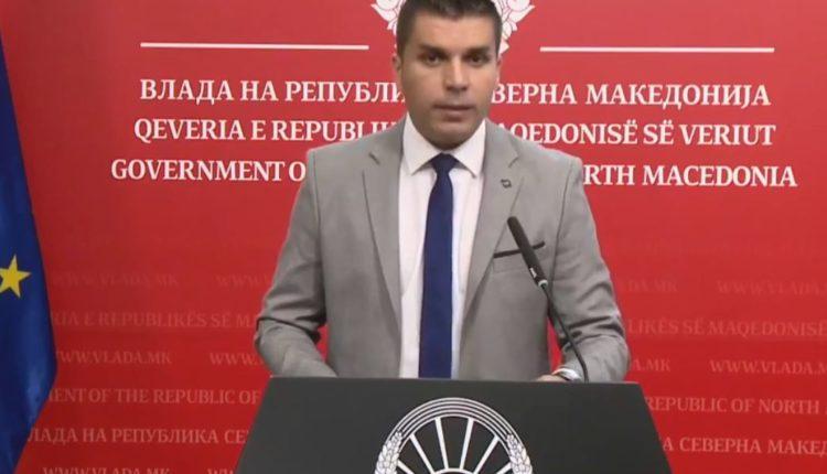 Nikollovski do të kërkoj shkarkimin e Dimovës