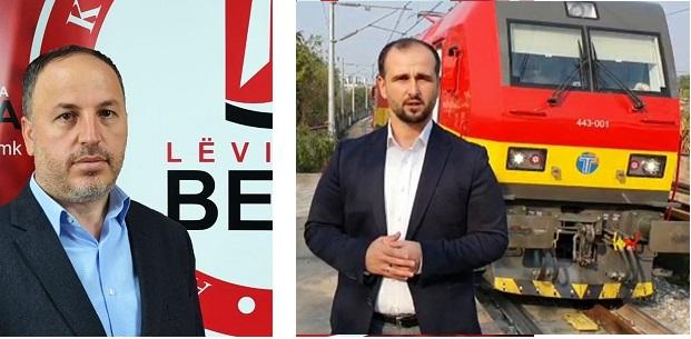 Adnan Azizi emërohet në vend të Orhan Murtezanit në Hekurudha