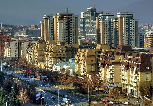 Aerodromi, Karposhi, Qendra vatra të koronavirusit në Shkup