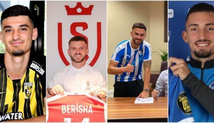 30 lojtarë shqiptarë ndryshuan klub gjatë merkatos së verës. Emrat