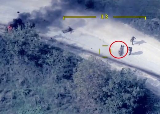 Vritet ministri i Mbrojtjes, gjithçka filmohet me dron