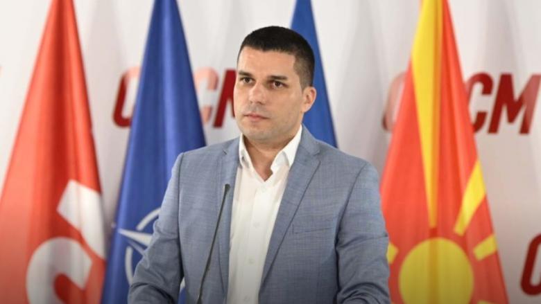 Nikollovski do të kërkojë dorëheqjen e Dimovës