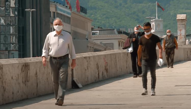MPB: 846 shkelje për mos-mbajtje të maskës mbrojtëse