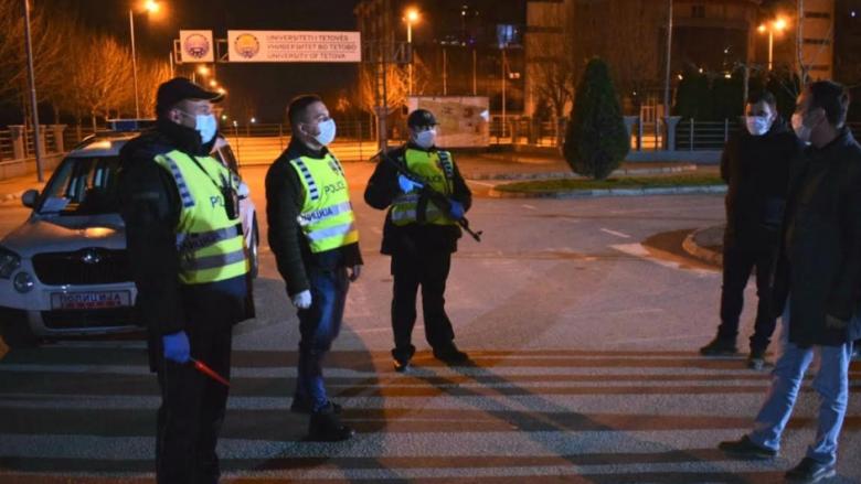 Paralajmërohet orë policore në Maqedoni