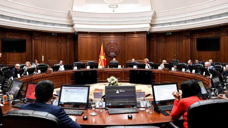 Nisin emërimet në eshalonin e tretë, Qeveria e Maqedonisë do të debatojë edhe për shkarkimin e Dimovës