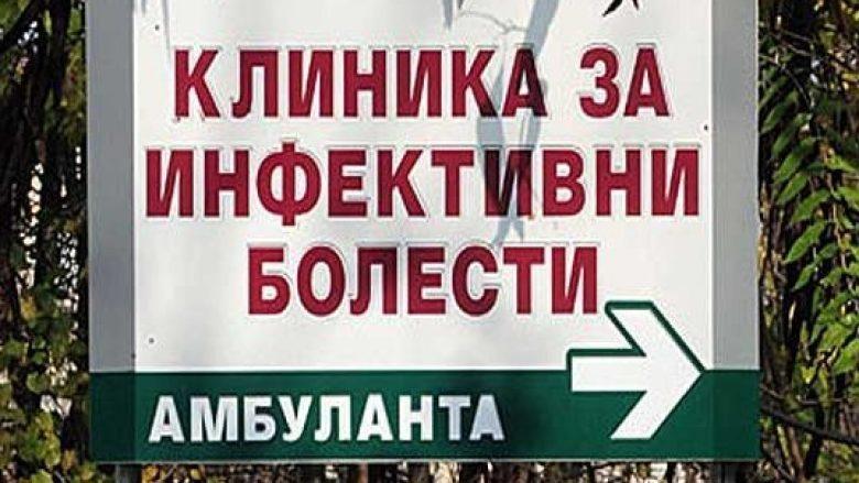 Në spitalet e Shkupit po mjekohen 470 pacientë të dyshuar ose infektuar me COVID-19