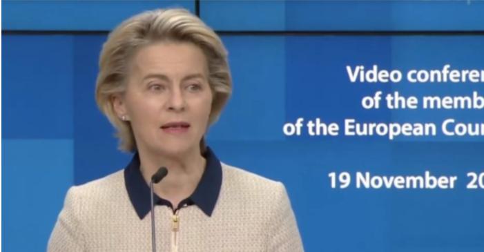Vaksina antiKovid/ Von der Leyen: Sasitë e tepërta t'ia japim Ballkanit Perëndimor