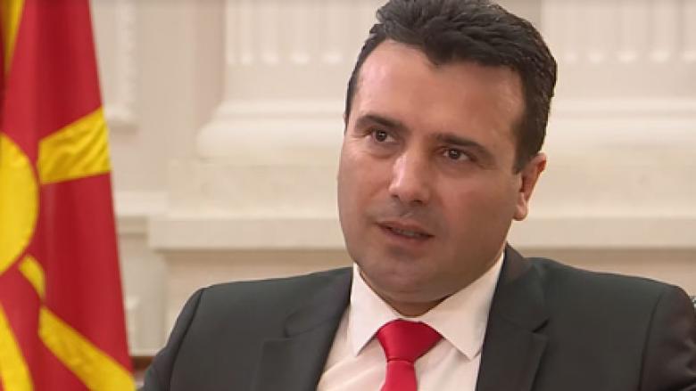 Zaev: Gruevski është organizatori kryesor i ngjarjeve të 27 prillit