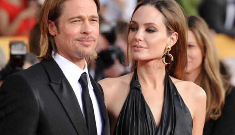 Angelina Jolie humb në gjyq kundrejt Brad Pitt