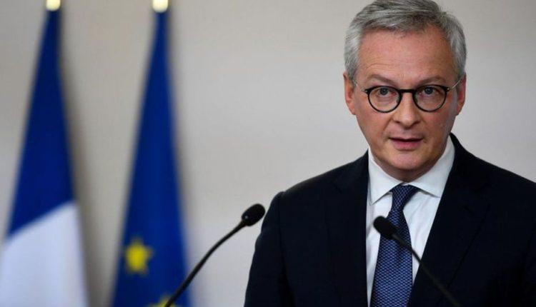 """Ministri francez i Ekonomisë: Na duhen 20 vjet për """"për ta shlyer borxhin"""" e COVID-19"""