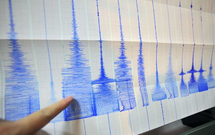 Tërmet në Maqedoni, epiqendra në Mavrovë