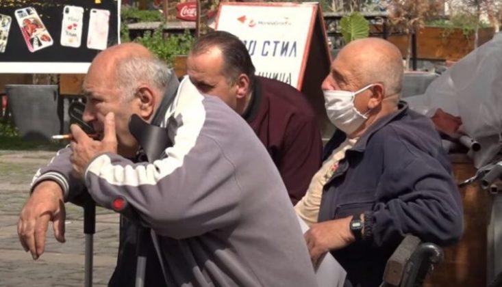 Për mos mbajtje të maskës janë sanksionuar 639 persona
