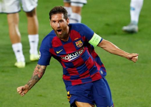 Monchi shpreson që Messi të qëndrojë te Barcelona edhe për shumë vite