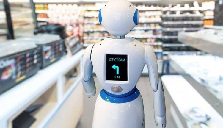 Roboti në Japoni ua kujton me dashamirësi njerëzve të mbajnë maskë (VIDEO)